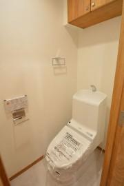 渋谷マンションウェルス トイレ