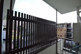 渋谷マンションウェルス バルコニー