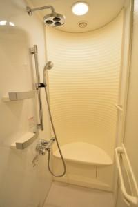 クローバー六本木 シャワー室