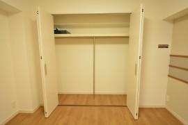 赤坂ロイヤルマンション 洋室約5.5畳収納