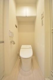 赤坂ロイヤルマンション トイレ