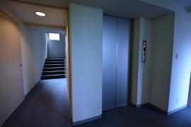 赤坂ロイヤルマンション エレベーター