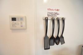 上馬マンション キッチン