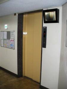 西参道マンション エレベーター