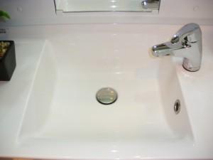 牛込ハイマンション 洗面室