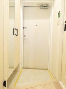 トーカンマンション深沢 玄関ホール