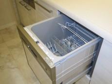 ビルトインタイプの食器洗浄機