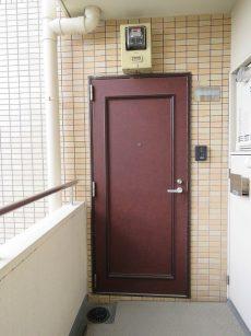 トーカンマンション深沢 玄関扉