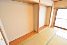 第2経堂シティハウス 和室2