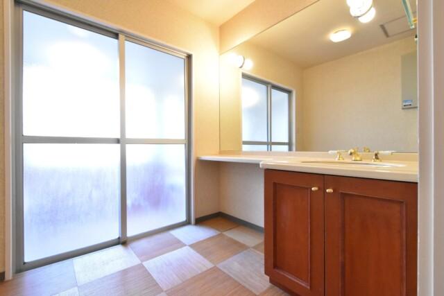 第2経堂シティハウス 洗面室
