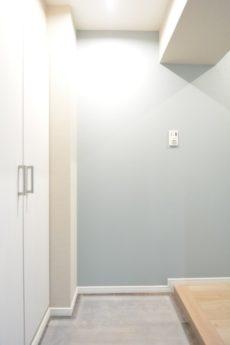 目黒小山マンション 玄関
