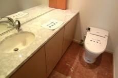 青山パークタワー トイレ