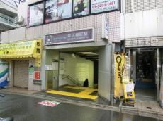 薬王寺ニューハイツ 牛込柳町駅