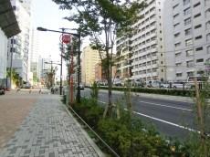クレベール西新宿 山手通り