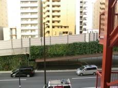 クレベール西新宿 廊下からの眺望