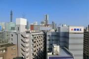 AMAX横浜 12階からの眺め