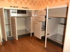 AMAX横浜 キッチン収納
