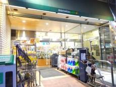 飯田橋第1パークファミリア 飯田橋駅周辺のマルエツプチ