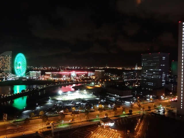 AMAX横浜 みなとみらい夜景