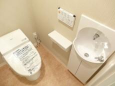 陽輪台松濤 トイレ