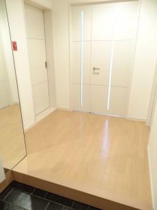 陽輪台松濤 廊下