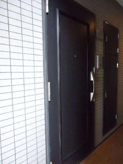 ドルチェ日本橋シティターミナル 玄関扉