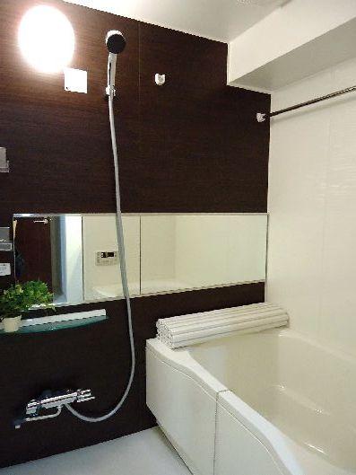 ドルチェ日本橋シティターミナル バスルーム