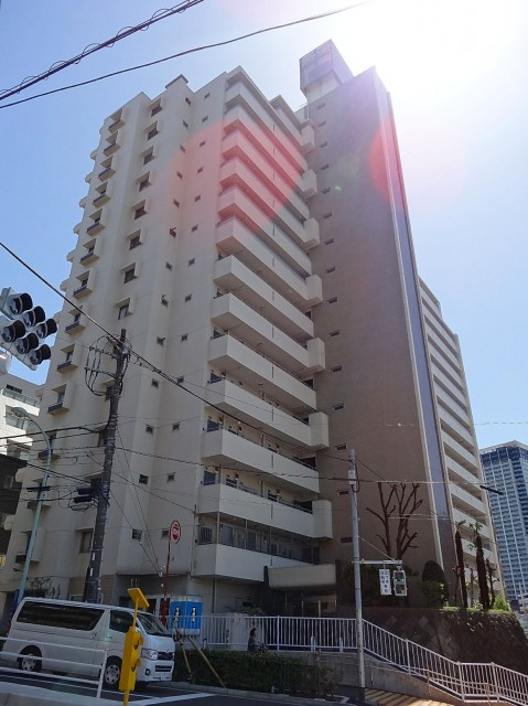 松見坂武蔵野マンション 外観