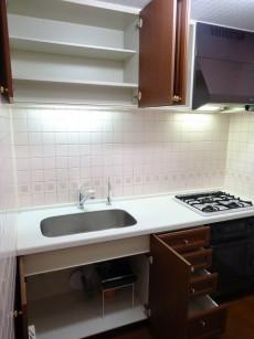 グレイス高輪一丁目1番 キッチン