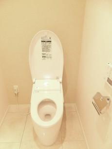 ステートリーホームズ南麻布 トイレ
