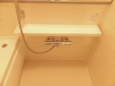 初台中央マンション バスルーム