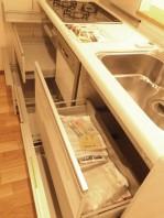 初台中央マンション キッチン