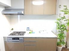 ライオンズマンション東麻布 キッチン