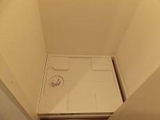 初台ハイホーム 洗濯機置場