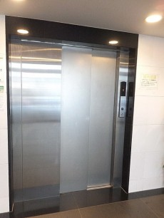 菱和パレス西麻布 エレベーター