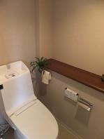六本木ハイツ トイレ 802