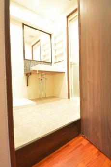 芦花公園ヒミコマンション 洗面室