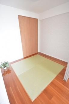 オーベル馬込iL 約4.0畳の和室