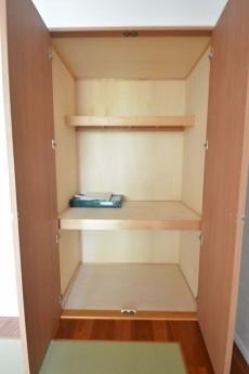 オーベル馬込iL 約4.0畳の和室収納