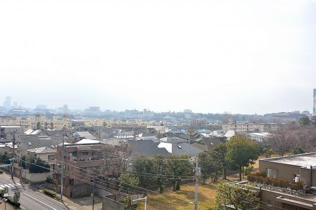 馬事公苑前ハイム 眺望603