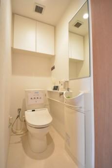オーベル馬込iL トイレ