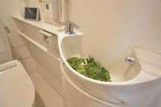 オーベル馬込iL トイレの手洗い場
