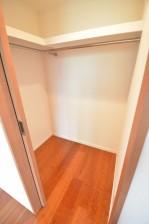 オーベル馬込iL 約7.1畳の洋室のWIC