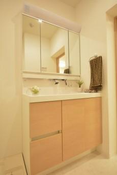ライオンズマンション赤堤第2 洗面化粧台
