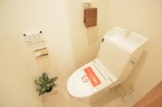 ライオンズマンション赤堤第2 ウォシュレットトイレ