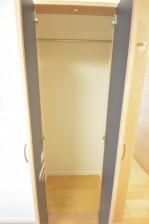 ライオンズマンション赤堤第2 約4.3畳の洋室の収納