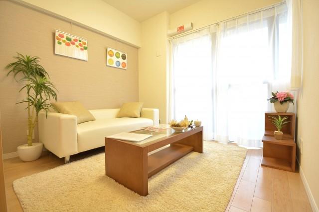 ライオンズマンション赤堤第2 約4.3畳の洋室