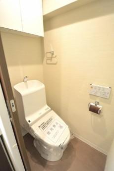 飯田橋第1パークファミリア ウォシュレット付きトイレ