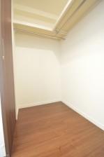 マンション都立大 約7.0畳の洋室WIC