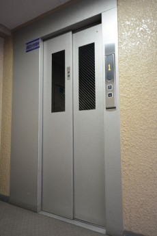 ローズハイツ仙台坂 エレベーター